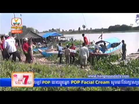 Khmer News, Hang Meas Daily HDTV News, breaking news, 06 May 2016, Part 01