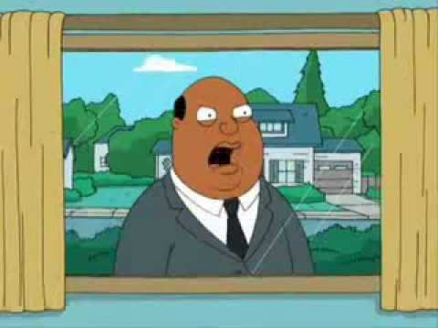 family guy The Best of Ollie Williams Video