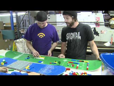 Every Third Thursday-by signal snowboards-LEGO snowboard