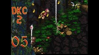 Let's Prey Together DKC2: Diddy's Kong Quest - Welt 5 - Mit Prügel durch die Unterwelt [re-up]