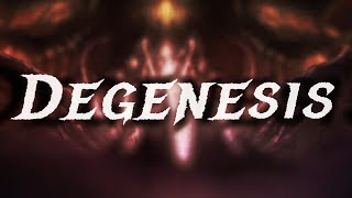 BLASTHEORY - DEGENESIS [OFFICIAL LYRIC VIDEO] (2020) SW EXCLUSIVE