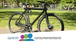 VanMoof Electrified S - Review (Consumentenbond)