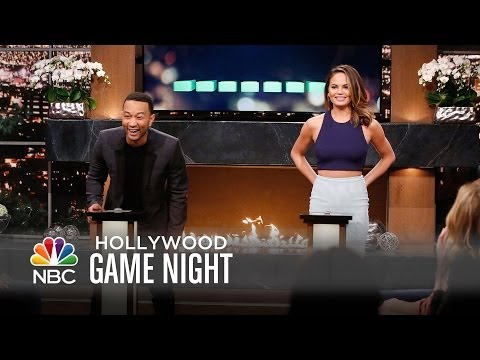 Hollywood Game Night - Mono Tunes (Episode Highlight)