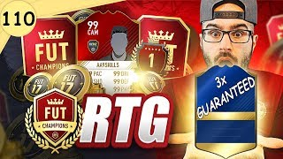 3X TOTS GUARANTEED SBC & WEEKEND LEAGUE GAMEPLAY! Road To Fut Champions FIFA 17 Ultimate Team #110