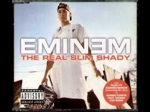 Eminem - The Real Slim Shady Mp3