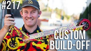 Custom Build Off #7 - Part 3 (ft. Scooter Brad) │ The Vault Pro Scooters