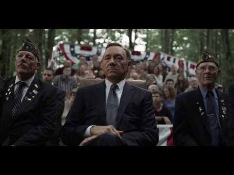 Карточный Домик - Сезон 2 - Официальный Русский Трейлер (Первый Канал) [HD 1080p]