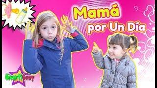 24 HORAS SIENDO MADRE DE UN BEBÉ!! MAMÁ POR UN DÍA!! DANIELA DIVERTIGUAY