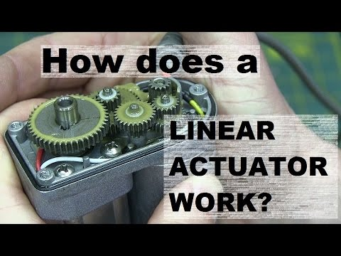 BOLTR: ELECTRIC LINEAR ACTUATOR