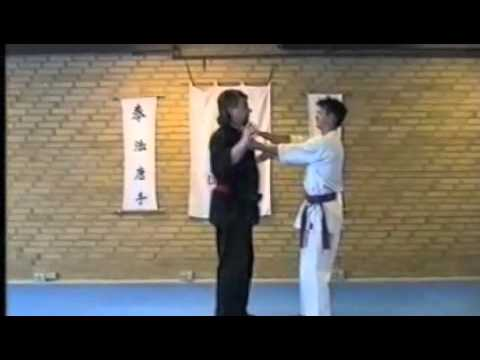 Datu Tim Hartman knife techniques from modern arnis Image 1