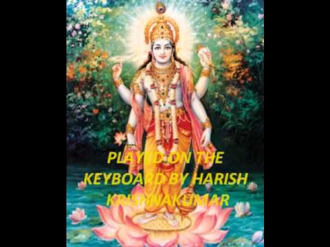 Bantureethi Kolu - Hamsanadam - Adi By Harish Krishnakumar video