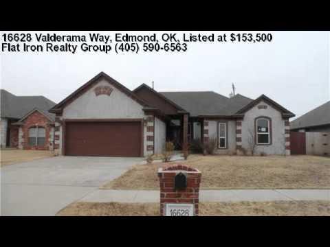 Edmond Property Real Estate Listings - MLS  | | Ranch home for sale Summerridge Edmond OK, 3 bedroom