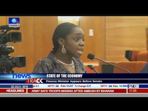 State Of The Economy: Adeosun Says FG Has Cut Recurrent Expenditure By 3.63%