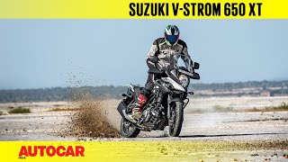 Suzuki V-strom 650 XT | First ride review | Autocar India