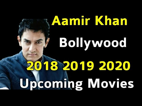 AAMIR KHAN Bollywood Actor | List Of Upcoming Movies 2018 - 2019 - 2020 | Films