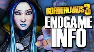 Borderlands 3 ENDGAME INFO! Torgue's Circle Of Slaughter, Proving Grounds, & More!