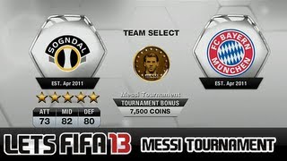 Let's FIFA 13