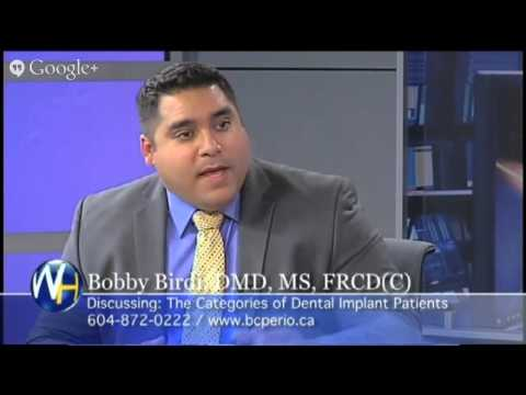 Dental Impants vs Dentures_Vancouver Periodontist Dr. Bobby Birdi of BC Perio Interview