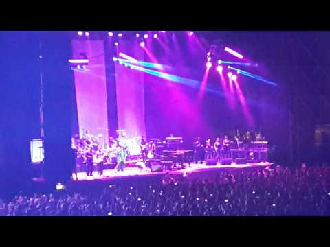 Stevie Wonder - Isn't she lovely (Argentina 2013)