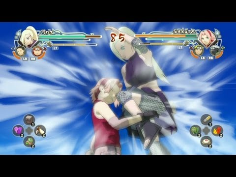 Naruto Shippuden Ultimate Ninja Storm Generations: Female Battle Tournament