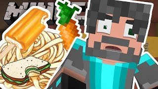 WHAT'S IN MY BELLY?!?! | Super Minecraft Maker