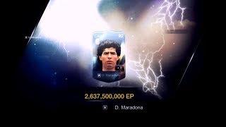 Maradona +3   Fifa Online 3 Indonesia Packs Opening