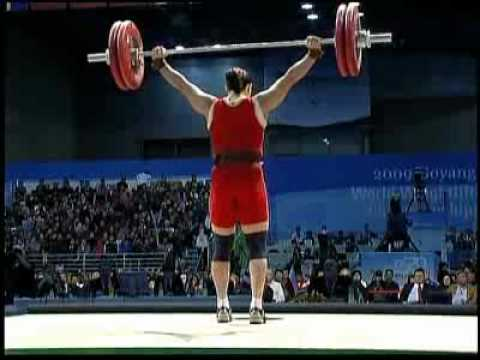 Lift The Limit (International Weightlifting Federation)