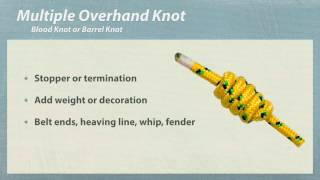 Multiple Overhand Knot