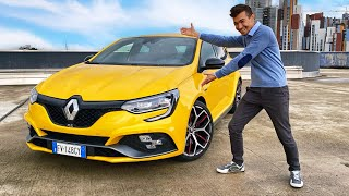 LE RUOTE DIETRO STERZANO?! | RENAULT MEGANE RS TROPHY