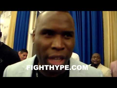 ADONIS STEVENSON ON CANELOS STOPPAGE OF ANGULO THE REFEREE DECIDEDYOU CANT DO NOTHING