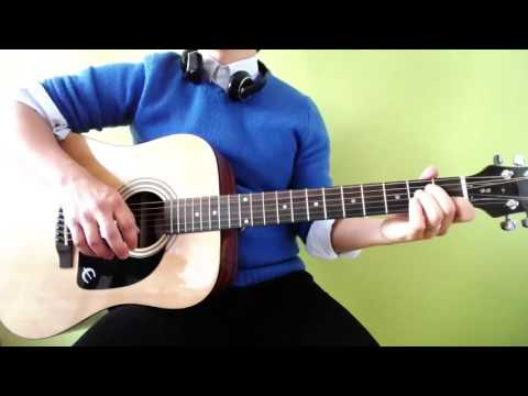 Stay With Me - Sam Smith - Easy Guitar Tutorial (with Strumming/Fingerstyle/Percussion Lessons)