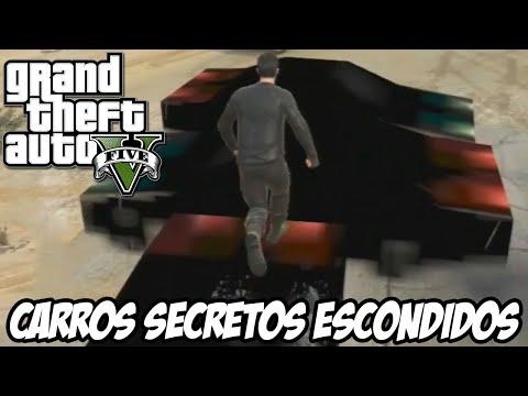GTA V - Carros secretos escondidos no código do jogo