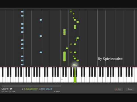 [Piano Edition] K-ON!! - GO! GO! MANIAC - けいおん!!