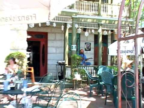 Tourism in Fredericksburg, Texas : Fredericksburg Tourism: Silver Creek Beer Garden & Grill