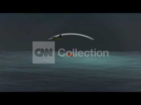 MALAYSIA PLANE: UNDERWATER PING LOCATOR