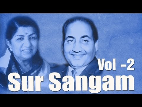 Watch Sur Sangam - Vol 2 - Mohd. Rafi - Lata Mangeshkar - Hit Romantic Duets