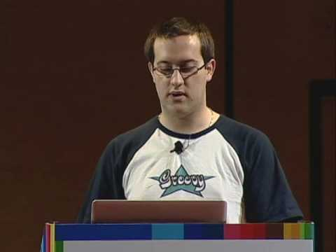 Google I/O 2009 - Groovy and Grails in App Engine
