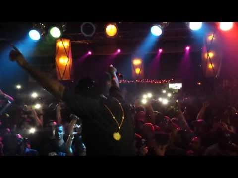 KRS ONE at The Stage in Miami, FL - 5/3/2013