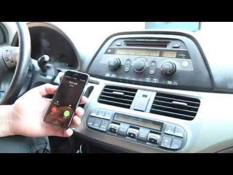 Bluetooth Kit for Honda Odyssey 2005-2010 by GTA Car Kits