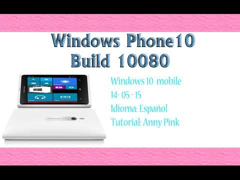 Windows 10 Mobile Build 10080 | Hard reset