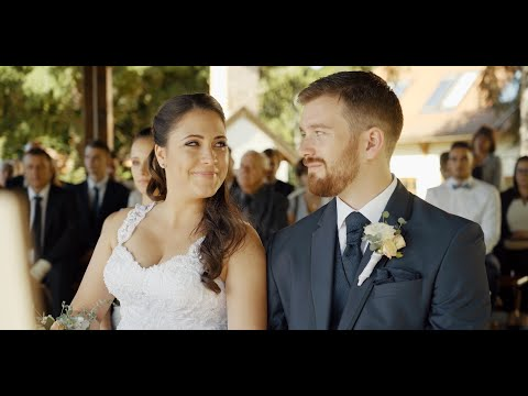 Kinga & Tomi esküvő