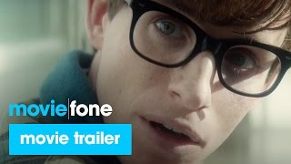 'The Theory of Everything' Trailer #2 (2014): Eddie Redmayne, Felicity Jones