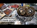 BMW E46 M3 Timing Chain Guide & Valve Adjustment How To