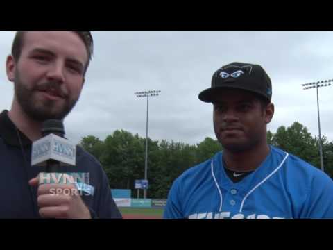 VIDEO: Pro Baseball Returns To Dutchess County, With A Twist
