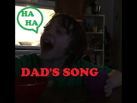 [Dad Sings Song to Son !] Video