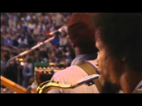 Bob Marley - Running Away Live @ Santa Barbara