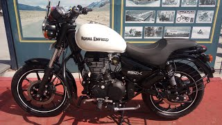 Royal Enfield Thunderbird 350X ABS review || first Royal Enfield with Alloy wheels
