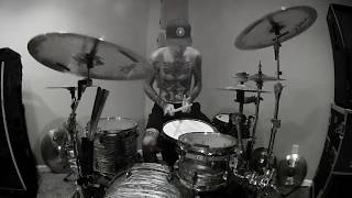 """Online Songs"" - Blink 182 - Drum Cover"