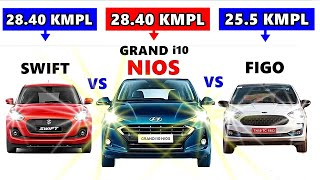 💥Grand i10 NIOS vs Swift vs Figo vs Old Grand i10 💥New grand i10 vs all | next gen grand i10 2019