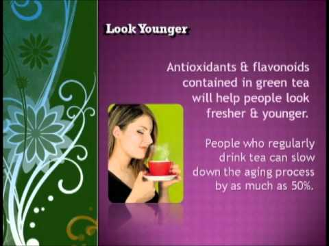 Green Tea: The Benefits of Green Tea Extract